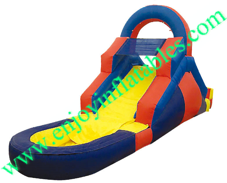 YF-inflatable water slide-11