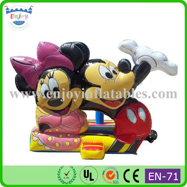 YF-Inflatable Mickey Park Bouncer