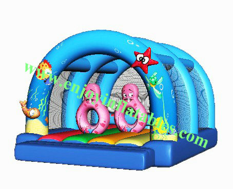 YFBN-52 Sea World Moonbounce Jumper Inflatables