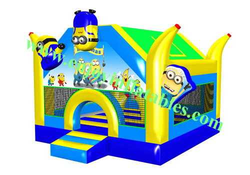 YFBN-50 New Minion Inflatable Despicable Me Bouncer