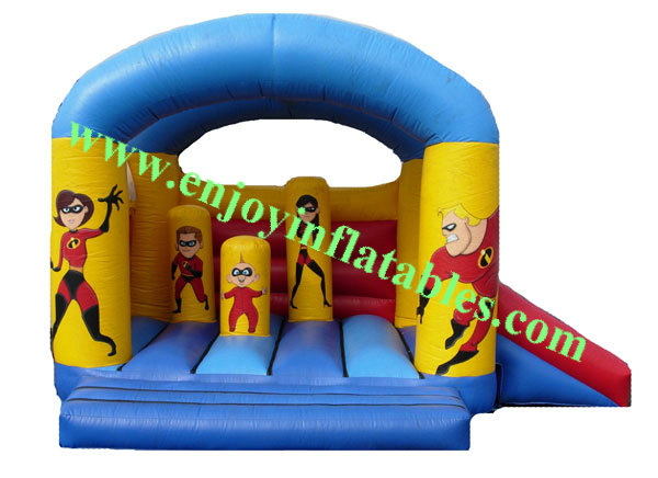 YFBN-36 incredibles slide bounce