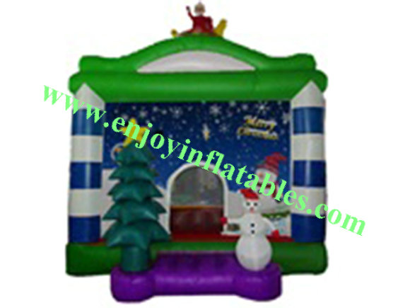 YFBN-35 christmas bouncer