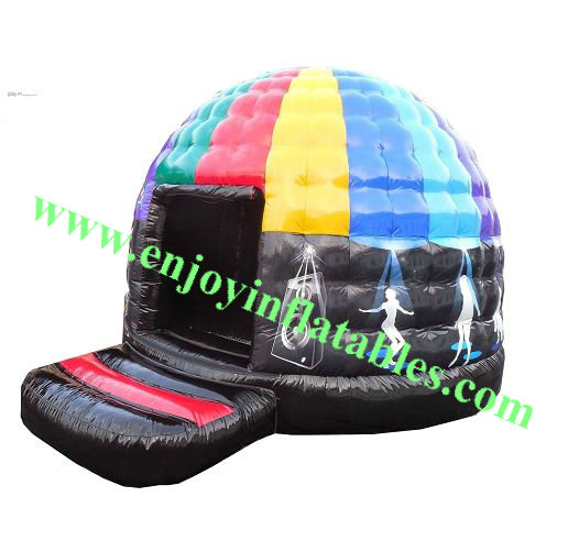 YFB-57 disco dome bouncy castle