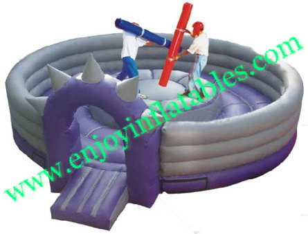 YF-inflatable jousting arena-20