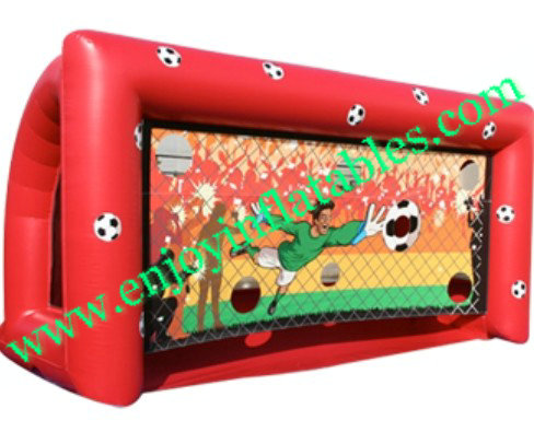 YF-inflatable soccer goal-27