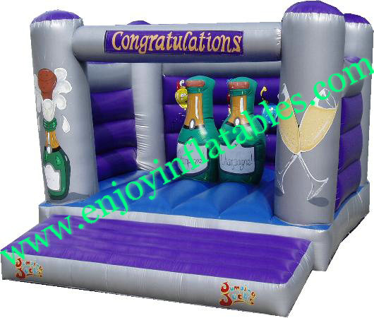 YF-inflatable bouncer -80