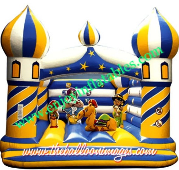 YF-inflatable jumping castle-113