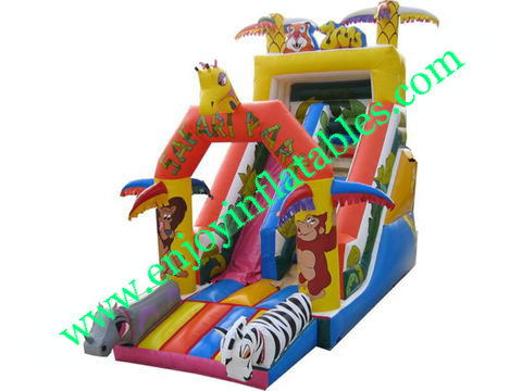 YF-inflatable slide-146