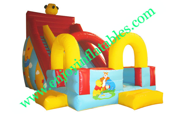 YF-inflatable slide-126