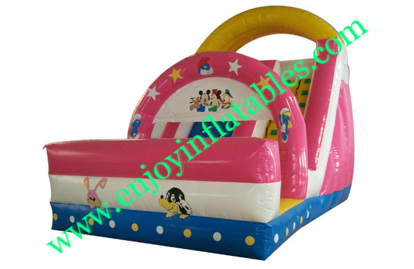 YF-mickey inflatable slide-122