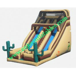 YF-inflatable slide-118