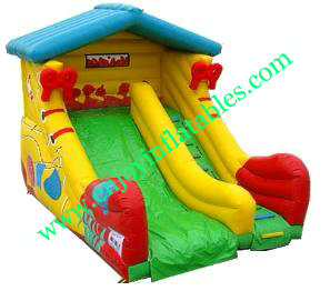 YF-mini inflatable slide-117