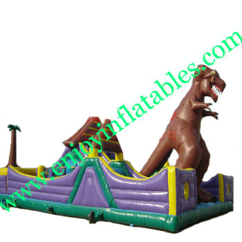 YF-inflatable Dragon fun city-02