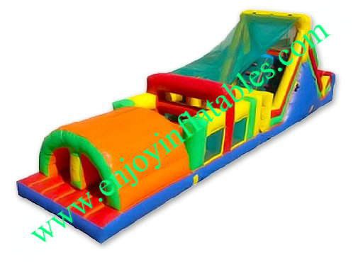 YF-inflatable obstacle course-70