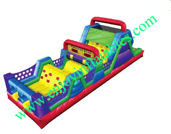 YF-inflatable obstacle course-69