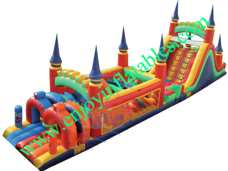 YF-inflatable obstacle course-64