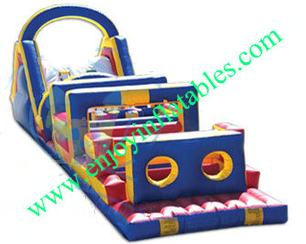 YF-inflatable obstacle course-52