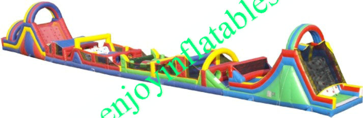 YF-inflatable obstacle course-41