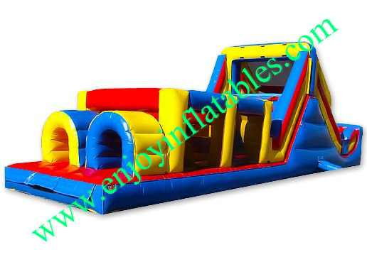 YF-inflatable obstacle course-28