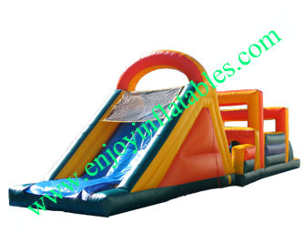 YF-inflatable obstacle course-27