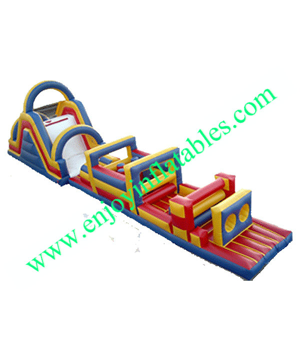 YF-inflatable obstacle course-19