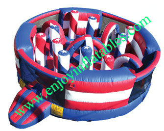 YF-inflatable obstacle course-6