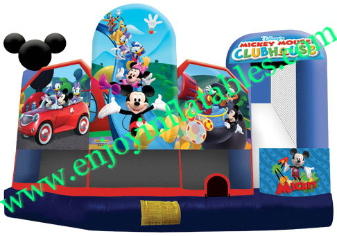 YF-inflatable mickey combo-61