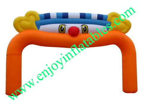 YF-inflatable arch-7