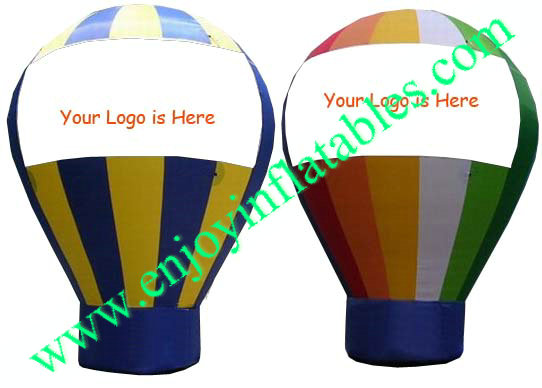 YF-inflatable ground balloon-12