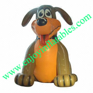 YF-inflatable dog-16