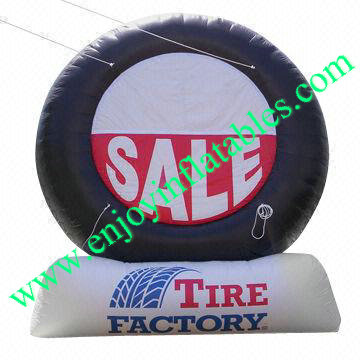 YF-inflatable tire-5