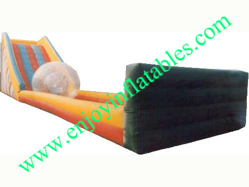 YF-inflatable zorb ball ramp-15