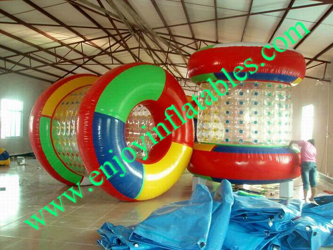 YF-inflatable roller ball-26