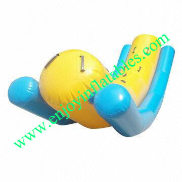 YF-inflatable water totter-35