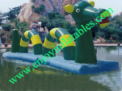 YF-inflatable water obstacle-76
