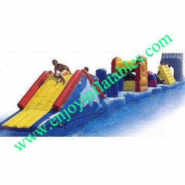 YF-inflatable water obstacle-70