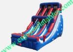 YF-Double Lane Slide Patriotic-83