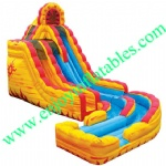 YF-fire nice water slide-80