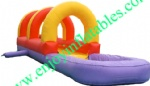 YF-slip n slide with pool-71