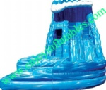 YF-monster wave inflatable water slide-62