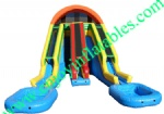 YF-inflatable water slide-53