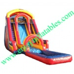 YF-inflatable water slide-51