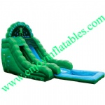 YF-freaky frog splash water slide-39