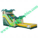 YF-inflatable water slide-36