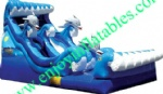 YF-inflatable water slide-26
