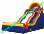 YF-inflatable water slide-19