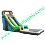 YF-inflatable water slide-17