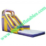 YF-inflatable water slide-16