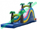 YF-inflatable pool slide