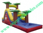 YF-inflatable water slide-10